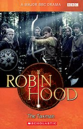 Robin Hood: The Taxman (Book and CD)