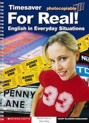 For Real! English in Everyday Situations (with CD)