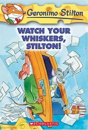 Watch Your Whiskers, Stilton!