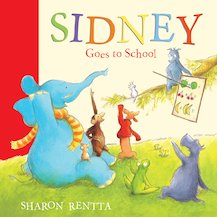 Sidney Goes to School
