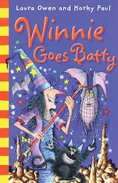 Winnie Goes Batty