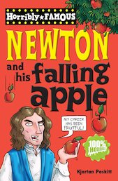 Isaac Newton and his Falling Apple