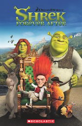 Shrek Forever After (Book and CD)