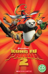 Kung Fu Panda 2 (Book and CD)