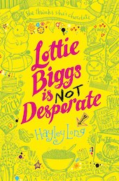 Lottie Biggs is Not Desperate