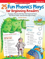 25 Fun Phonics Plays for Beginning Readers