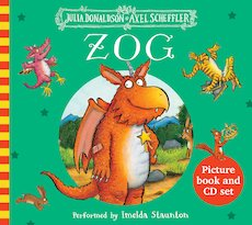 Zog: Book and CD