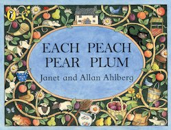 Each Peach Pear Plum x 6