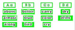 High Frequency Level 3 Word Wall Words
