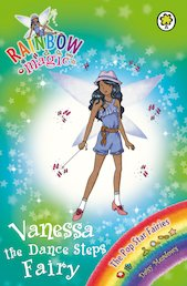 Vanessa the Dance Steps Fairy