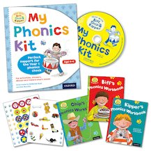 Read with Biff, Chip and Kipper: My Phonics Kit