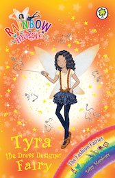 Tyra the Dress Designer Fairy