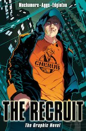 CHERUB: The Recruit - The Graphic Novel