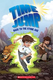Time Jump: Back to the Stone Age (Book only)