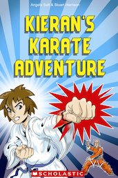 Kieran's Karate Adventure (Book only)