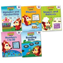 Scholastic Learning Express Activity Pack: K2