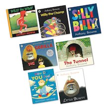 Anthony Browne Pack x 7