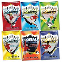 Football Academy Pack x 6