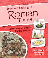 Food and Cooking in Roman Times