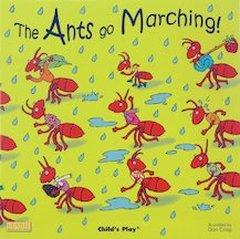 The Ants Go Marching!