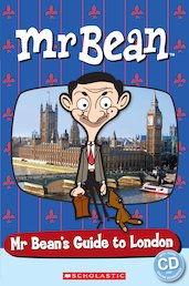 Mr Bean's Guide to London (Book and CD)