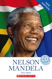Nelson Mandela revised edition (Book and CD)