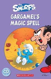 The Smurfs: Gargamel's Magic Spell (Book and CD)