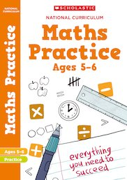100 Practice Activities: National Curriculum Maths Practice Book for Year 1 x 30