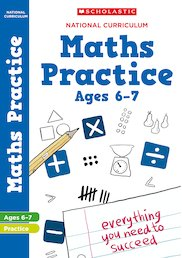 100 Practice Activities: National Curriculum Maths Practice Book for Year 2 x 6