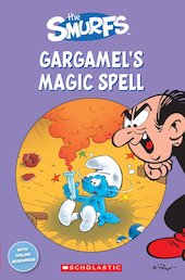 The Smurfs: Gargamel's Magic Spell (Book only)
