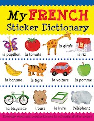 My French Sticker Dictionary