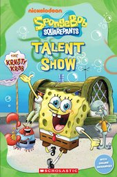 SpongeBob Squarepants: Talent Show (Book only)