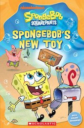 SpongeBob Squarepants: SpongeBob's New Toy (Book only)