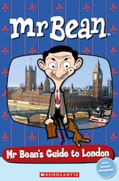Mr Bean's Guide to London (Book only)