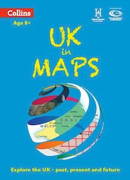 Collins Primary Atlas: UK in Maps