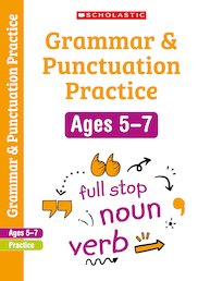 Grammar and Punctuation Workbook (Years 1-2)