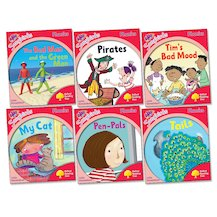 Songbirds Phonics Pack: Level 4 x 6