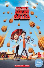 Cloudy with a Chance of Meatballs (Book only)
