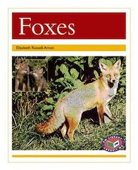 Foxes (PM Non-fiction) Level 22