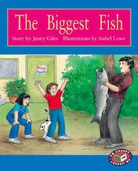 The Biggest Fish (PM Storybooks) Level 15