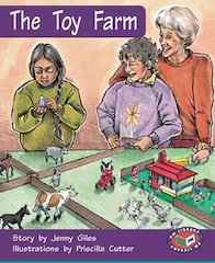 The Toy Farm (PM Storybooks) Level 15