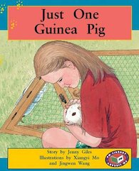 Just One Guinea Pig (PM Storybooks) Levels 15, 16
