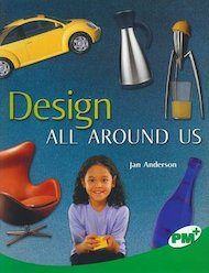 Design All Around Us (PM Plus Non-fiction) Levels 25, 26