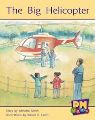 The Big Helicopter (PM Gems) Levels 6, 7, 8