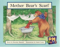 Mother Bear's Scarf (PM Gems) Levels 6, 7, 8