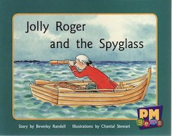 Jolly Roger and the Spyglass (PM Gems) Levels 9, 10, 11