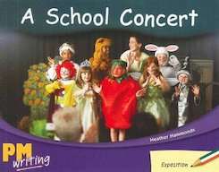 A School Concert (PM Green/Orange) Levels 14, 15
