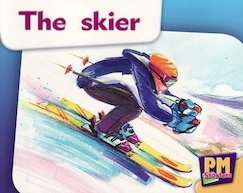 PM Magenta: The Skier (PM Starters) Level 2 x 6