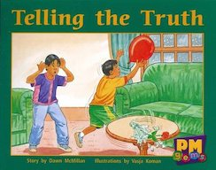 PM Green: Telling the Truth (PM Gems) Level 14 x 6