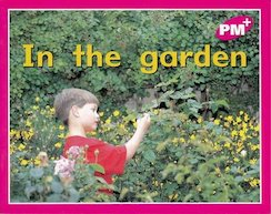 PM Magenta: In the Garden (PM Plus Starters) Level 1 x 6